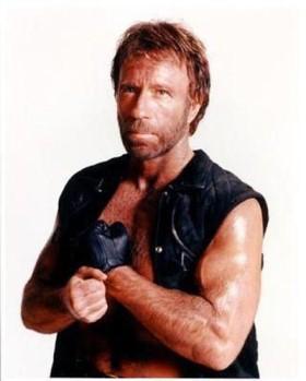 Chistes geek de Chuck Norris