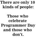 Chiste geek binario