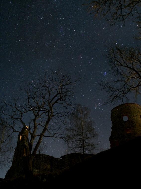 Castillo estrellado