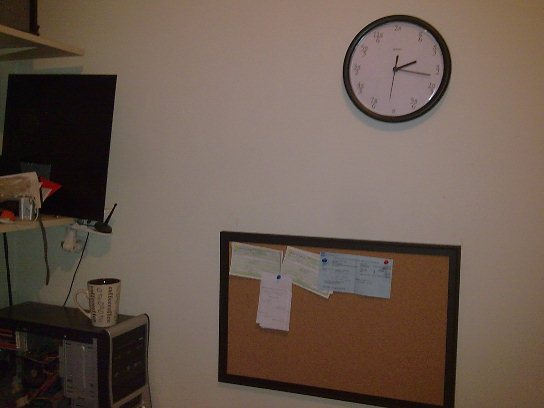 Reloj de PI