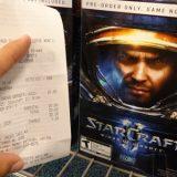 Starcraft pre-order