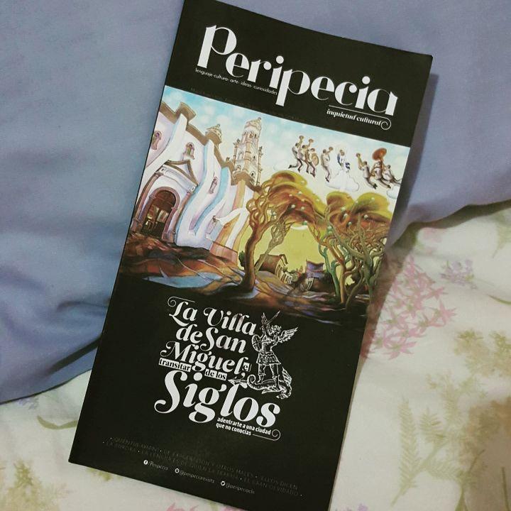 Peripecia, nueva publicación cultural en Culiacán